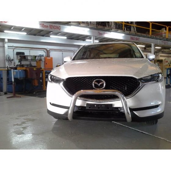 2017 Mazda CX5 Nudgebar No Sensors TheUTEShop Products