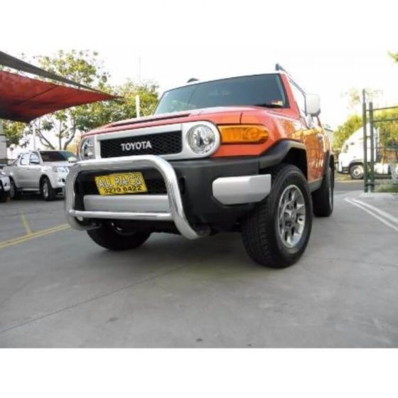 Polished Nudgebar suitable for use with Hilux SR5 FJ Cruiser Series II TheUTEShop Products