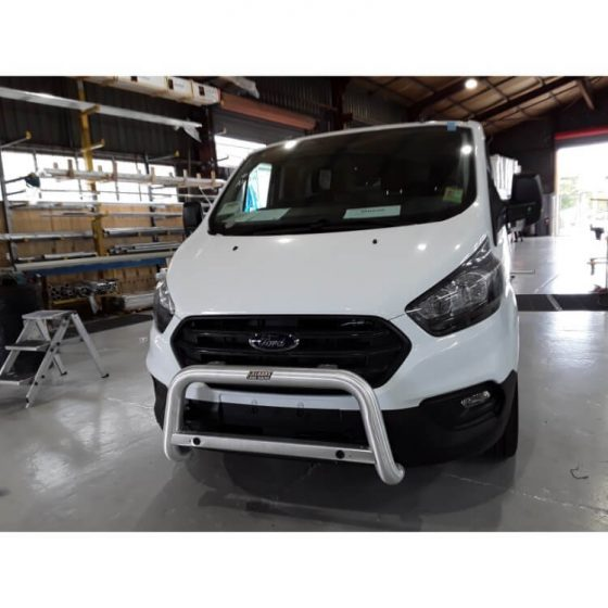 2018 Ford Transit Custom Nudgebar TheUTEShop Products