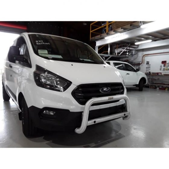 2018 Ford Transit Custom Nudgebar Sensors TheUTEShop Products