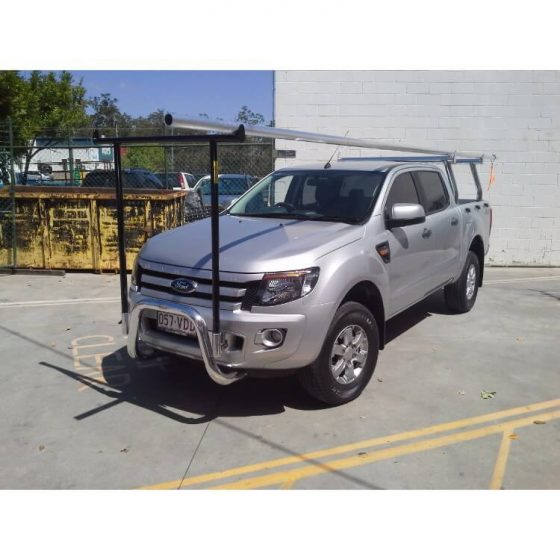2016 Ford PX Ranger XLT Nudgebar & Hrack Set TheUTEShop Products