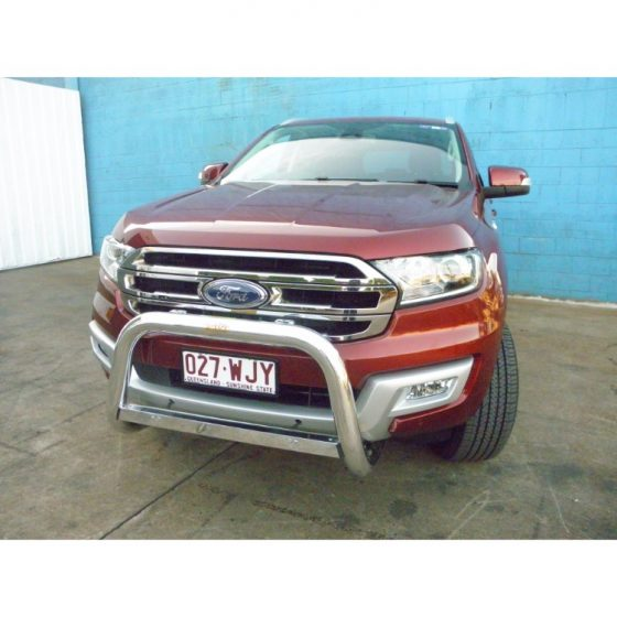 2017 Ford Everest Nudgebar with Parking Sensors TheUTEShop Products