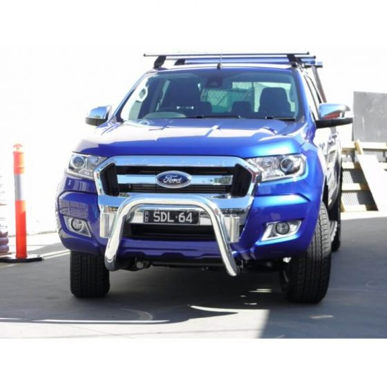 2016 Ford PX Ranger XLT Nudgebar TheUTEShop Products