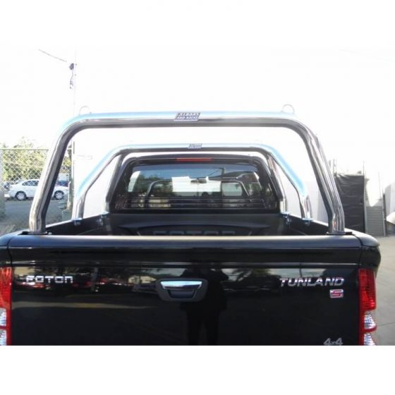 Foton Tunland Rear Style Rack with Sports Bar TheUTEShop Products