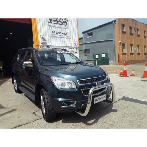 Holden Colorado 7 Nudgebar TheUTEShop Products