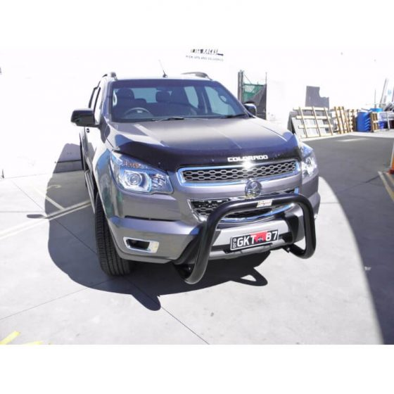 Holden Colorado Nudgebar P/Coated Black TheUTEShop Products