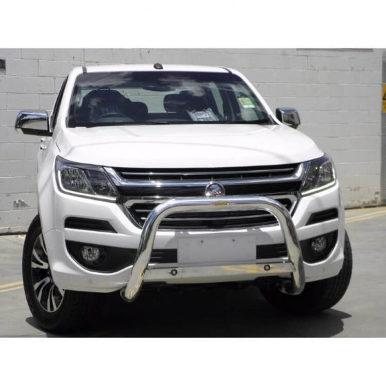 2016 Holden Colorado Z71 Nudgebar with Sensors TheUTEShop Products