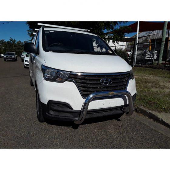 2018 Hyundai iLoad Nudgebar TheUTEShop Products