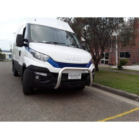 Iveco Daily 35-170 Nudgebar TheUTEShop Products