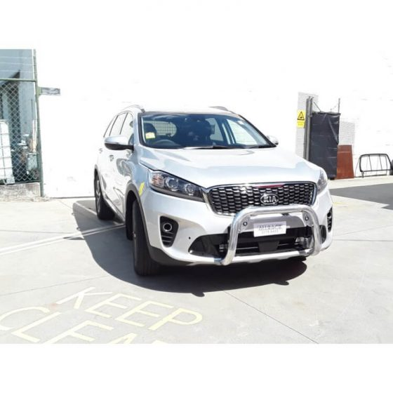 Kia Sorento Nudgebar with front Sensors TheUTEShop Products
