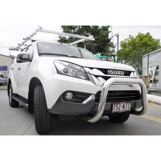 Isuzu MUX Series I Nudgebar TheUTEShop Products