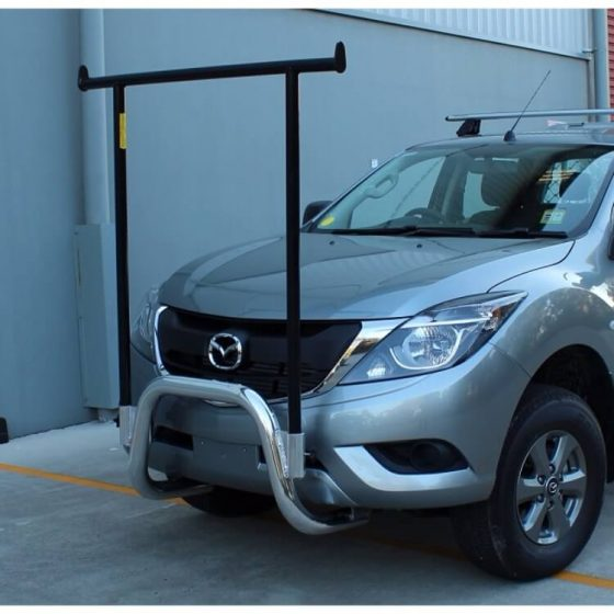 2016 Mazda BT50 Nudgebar & Hrack Set TheUTEShop Products
