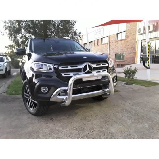 Mercedes X Class Nudgebar with Sensors TheUTEShop Products