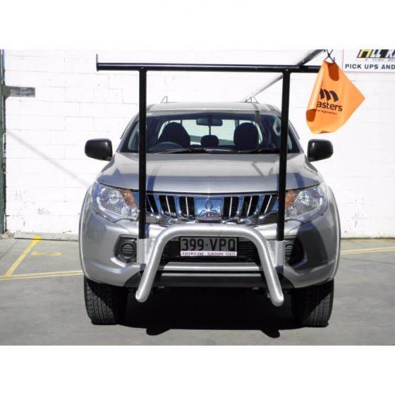 Mitsubishi MQ Triton Nudgebar & Hrack Set TheUTEShop Products