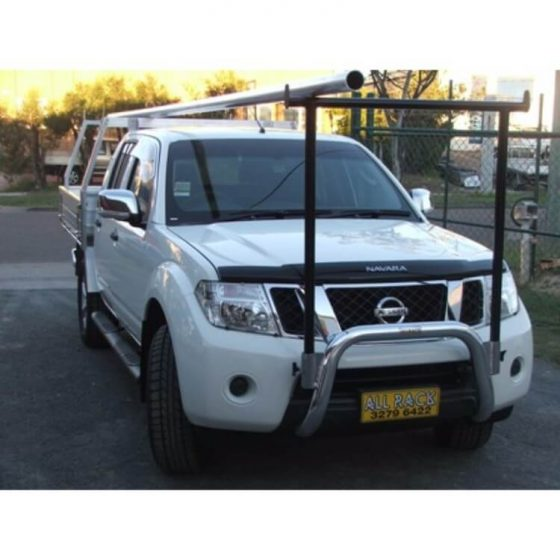 Nissan D40 Navara Nudgebar & Hrack Set TheUTEShop Products