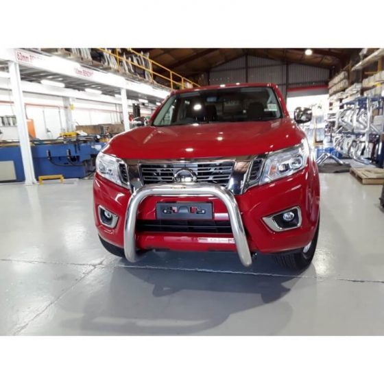 Nissan NP300 Nudgebar TheUTEShop Products