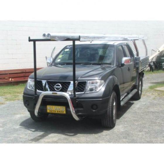 Nissan D40 Navara Nudgebar & Hrack Set TheUTEShop Products