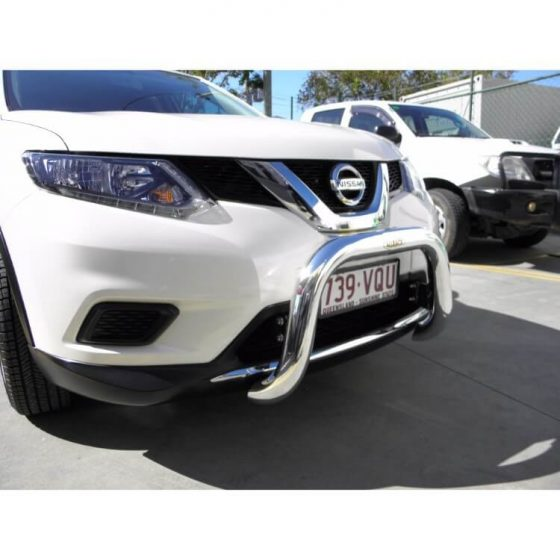 2016 Nissan Qashqai Nudgebar TheUTEShop Products
