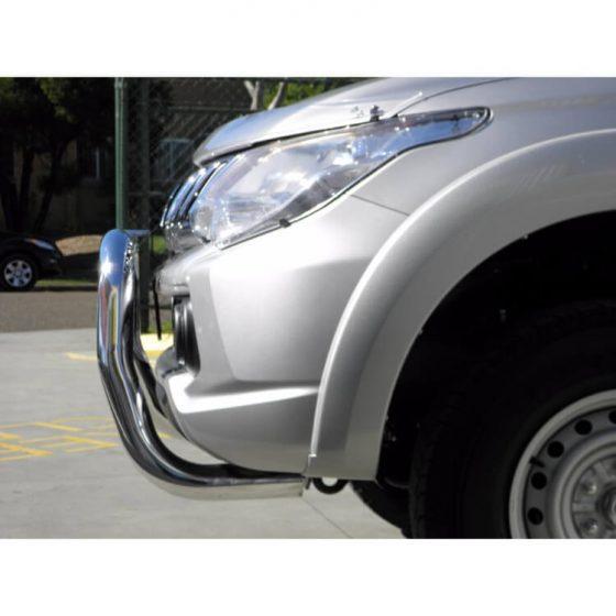 Mitsubishi MQ Triton 3 Bend Nudgebar TheUTEShop Products