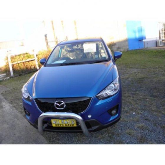 Mazda CX5 Nudgebar TheUTEShop Products