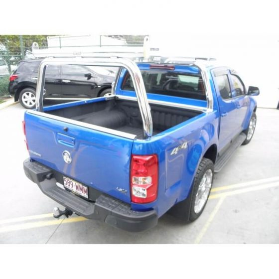 Holden Colorado with Additional Rear Adaptor TheUTEShop Products