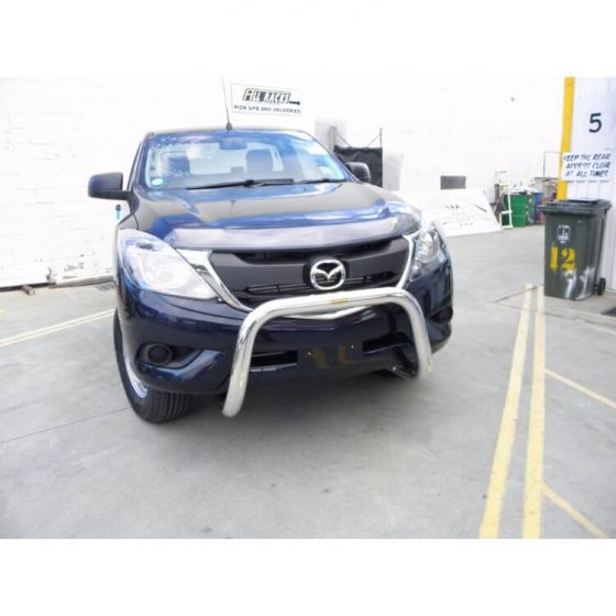 Mazda BT50 Polished Nudgebar TheUTEShop Products