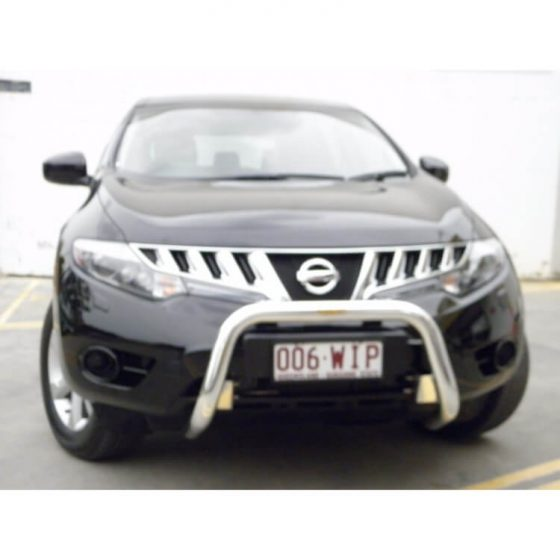 Nissan Murano Nudgebar TheUTEShop Products