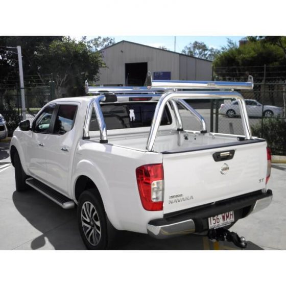 Nissan NP300 Navara with 2 Adaptors TheUTEShop Products