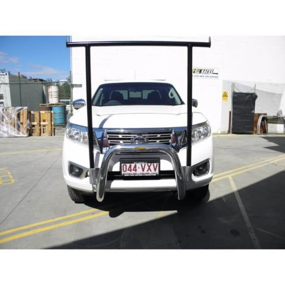Nissan NP300 Navara Nudgebar & Hrack Set TheUTEShop Products