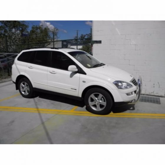 Ssangyong Rexton Nudgebar TheUTEShop Products