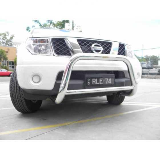 Nissan D40 Navara Series II Nudgebar TheUTEShop Products