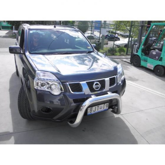 Nissan XTrail Nudgebar TheUTEShop Products
