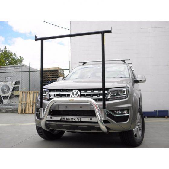 2018 VW Amarok V6 Ultimate Nudgebar & Hrack Set with Sensors TheUTEShop Products