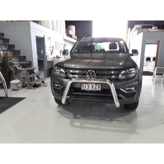 VW Amarok Nudgebar with Parking Sensors TheUTEShop Products