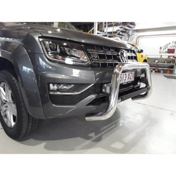 VW Amarok Nudgebar with Parking Sensors TheUTEShop Products
