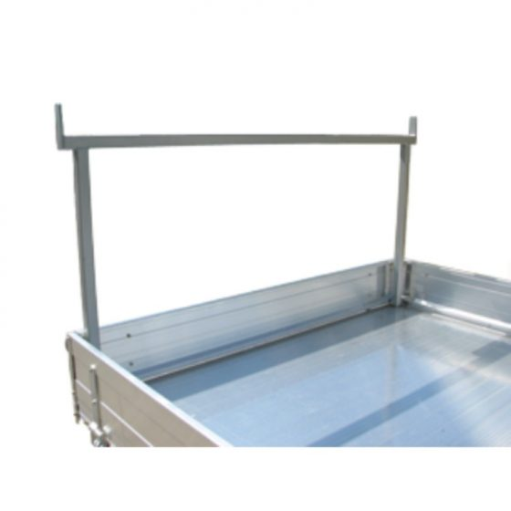 40 x 40 Square Underbody Rear Rack TheUTEShop Products
