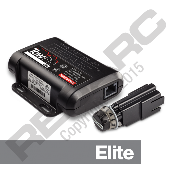Tow-pro Elite Electric Brake Controller TheUTEShop Products