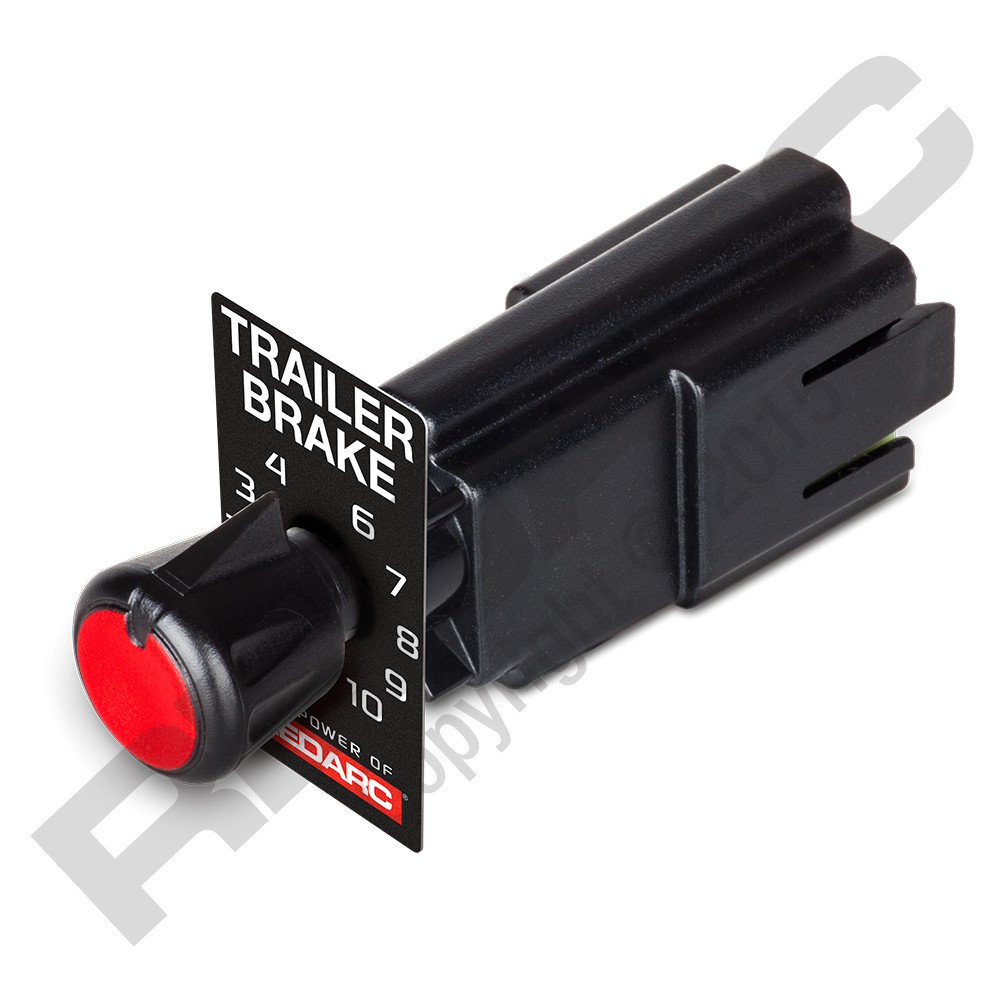Electric Brake Controller >> Tow Pro Classic Electric Brake Controller The Ute Shop
