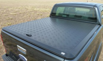 Ranger PX Dual Cab Load Shield - BLACK TheUTEShop Products