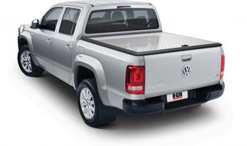 VW Amarok Dual Cab Load Shield - SILVER TheUTEShop Products