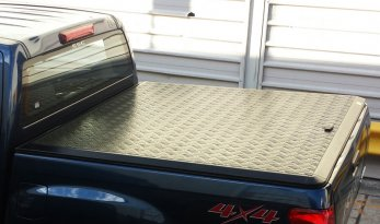 Isuzu Ute D-Max Dual Cab Load Shield - BLACK TheUTEShop Products
