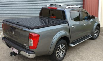 Nissan D23 Navara NP300 Load Shield - Black TheUTEShop Products