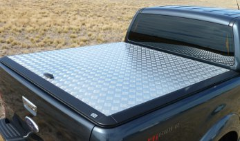 Ranger PX Dual Cab Load Shield - SILVER TheUTEShop Products