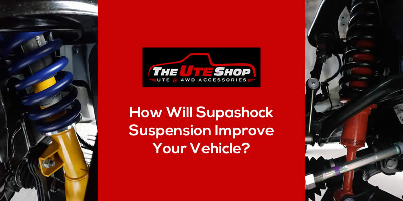 How Will Supashock Suspension Improve Your Vehicle?