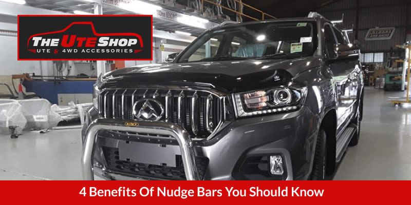 4 Benefits Of Nudge Bars You Should Know